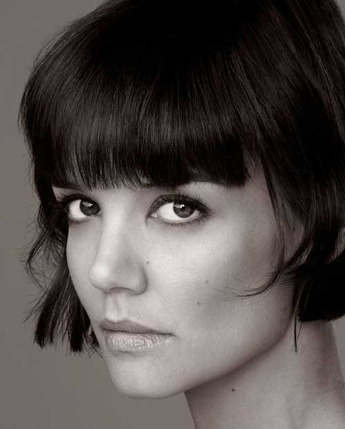 Katie Holmes Bob with Bangs-15