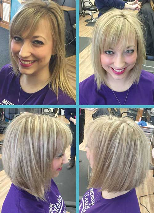 Inverted Bob with Bangs-16