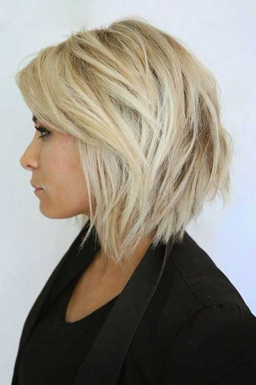 30 best inverted bob with bangs bob hairstyles 2017 short hairstyles for women. Black Bedroom Furniture Sets. Home Design Ideas