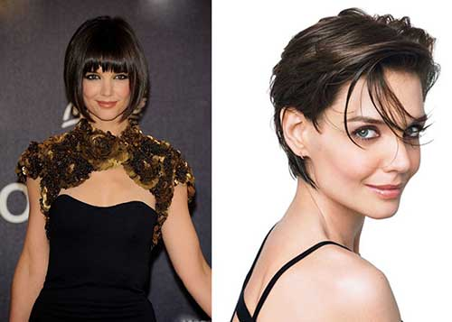 Katie Holmes Bob with Bangs-17
