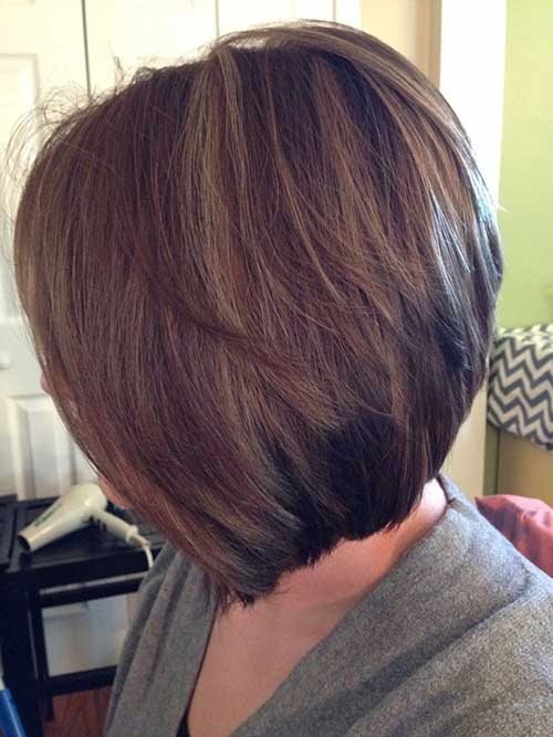 Inverted Bob Haircuts 2015-19
