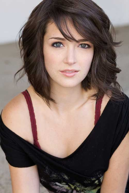 Dark Brown Bob Hairstyles-20