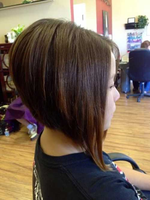 20 Stacked Bob Haircut Pictures Bob Hairstyles 2018