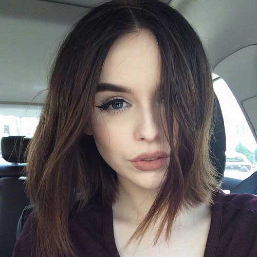 20 Brunette Bob Hairstyles Bob Hairstyles 2018 Short Hairstyles