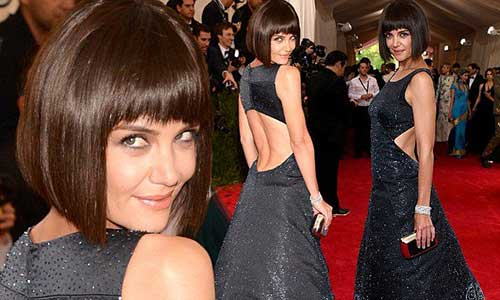 Katie Holmes Bob with Bangs-6
