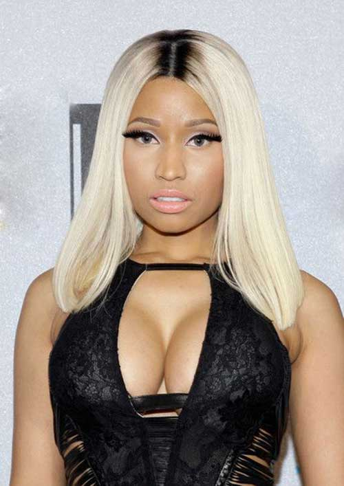 Nicki Minaj Blonde Bob-8