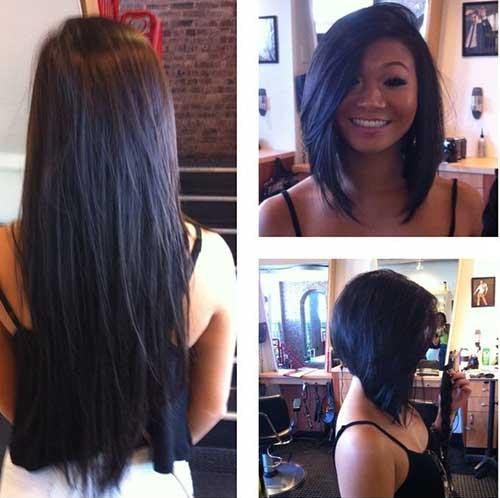 Awe Inspiring 20 Inverted Bob Haircuts 2015 20160 Bob Hairstyles 2015 Short Hairstyles For Black Women Fulllsitofus