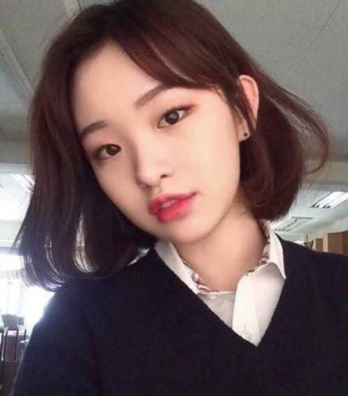 Asian Women S Wonderful Bob Hair Models Bob Hairstyles