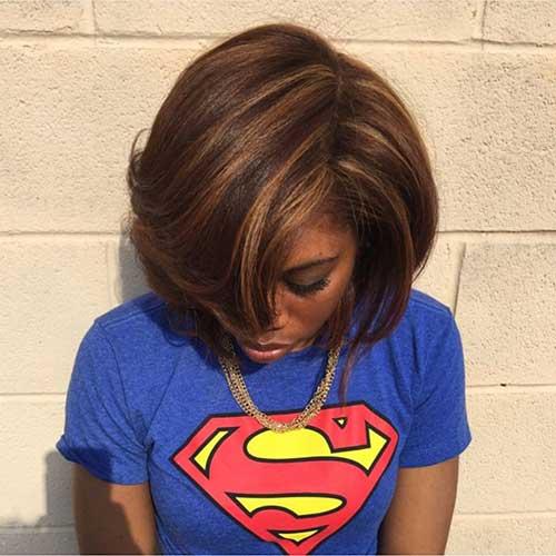 Bob Haircuts for Black Women