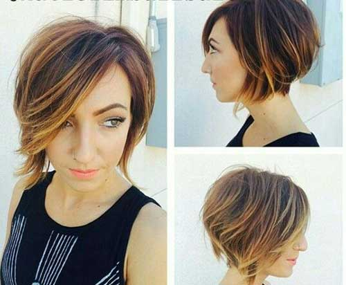 Latest Graduated Bob Haircuts Hairstyles