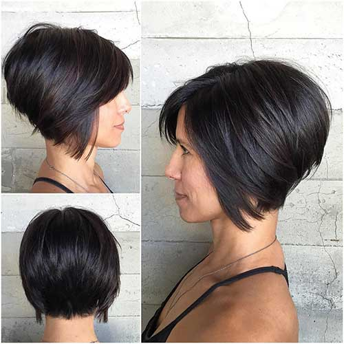 picture 28 Trendy Black Women Hairstyles for Short Hair