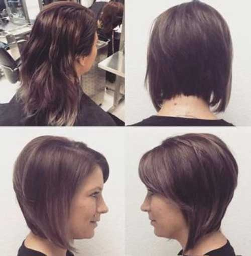Astounding 20 Graduated Bob Hairstyles Bob Hairstyles 2015 Short Hairstyle Inspiration Daily Dogsangcom