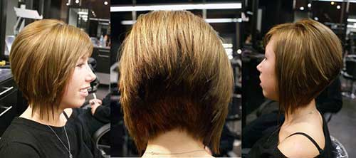 Bob Hairstyles Back View-11