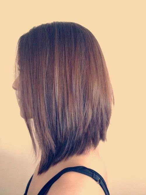 Bob Hairstyles Back View-12