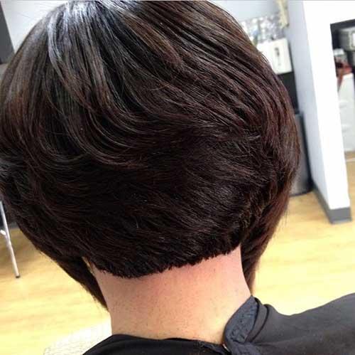Bob Hairstyles Back View-13