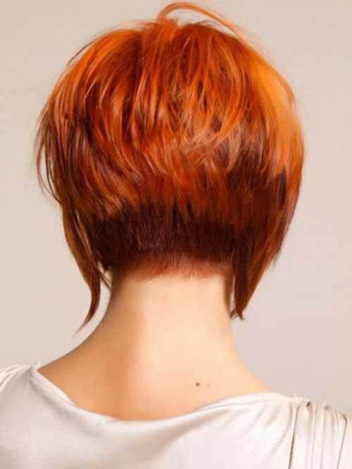 Bob Hairstyles Back View-15