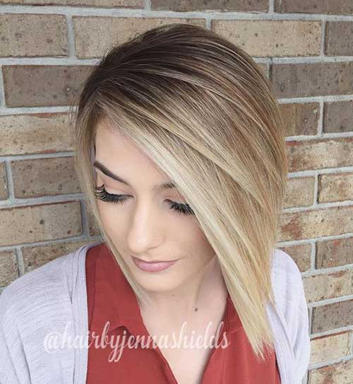 Bob Hairstyles for Fine Hair-15