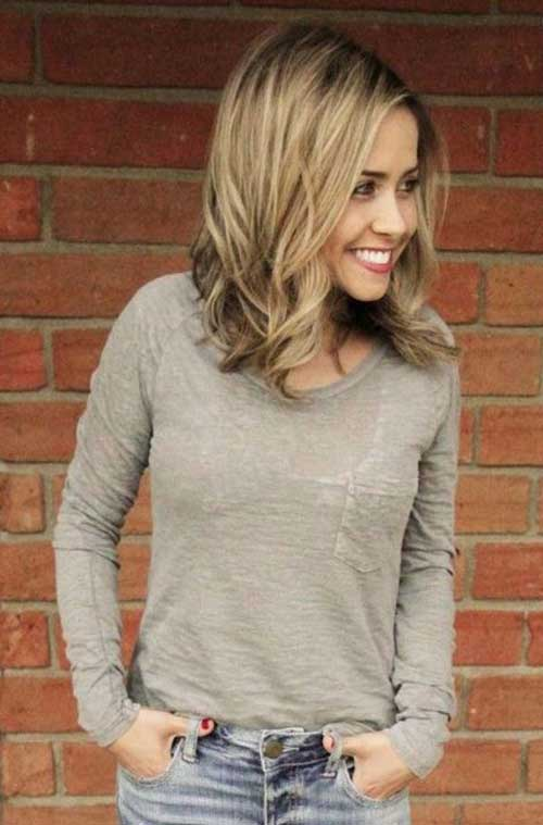 20 Trendy Long Bob Hairstyles Bob Hairstyles 2018