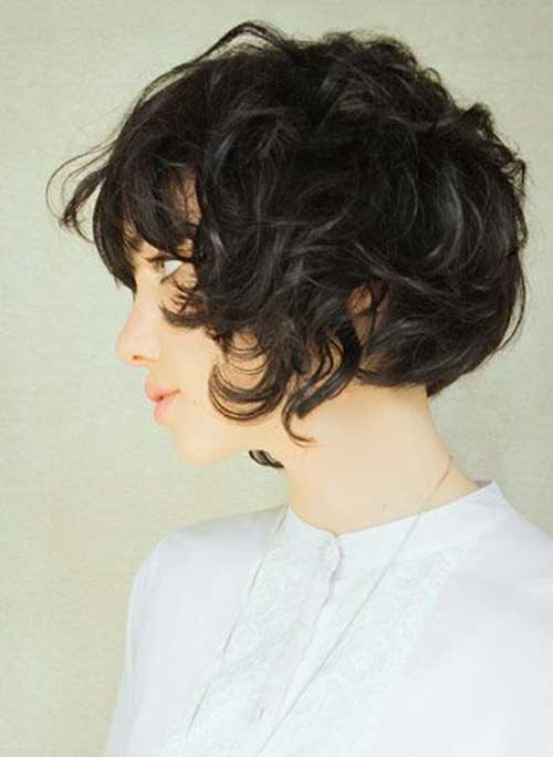 Short Bob with Bangs-18