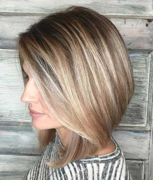 Short hairstyles for older women short hairstyles for older women - The Most Pretty Lob And Bob Haircuts For 2017 Bob