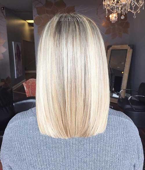 Long Bob Haircuts 2017-18
