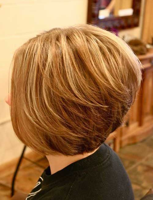 20 Bob Hairstyles Back View | Bob Hairstyles 2017 - Short ...