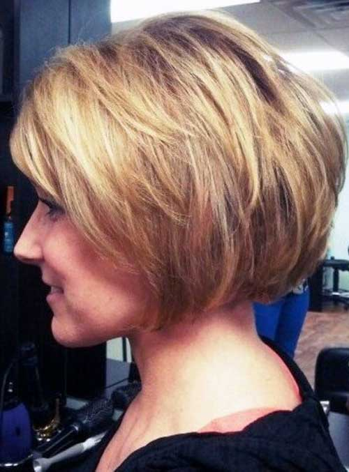 Bob Hairstyles Back View-20