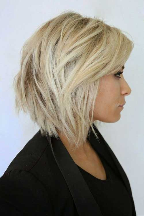 Layered Bob Hairstyles-21