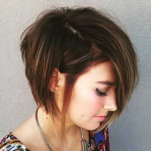 Layered Bob Hairstyles-23