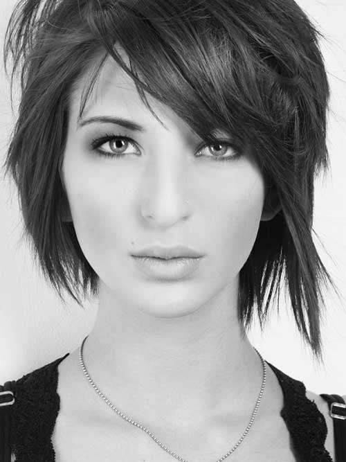 Layered Bob Hairstyles-27