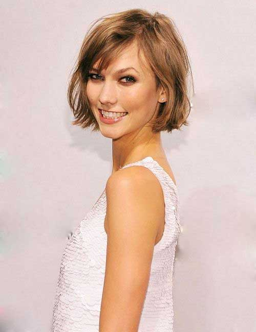 Short Bob with Bangs-8