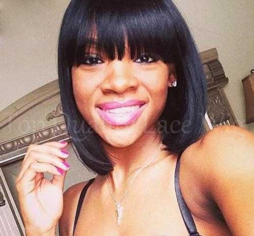 Bob Hairstyles for Black Women-8
