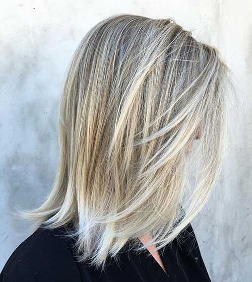 Long Bob Haircuts 2017-8