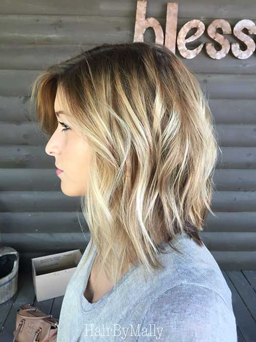 Ultra Chic Layered Bob Haircuts You Must See | Bob ...