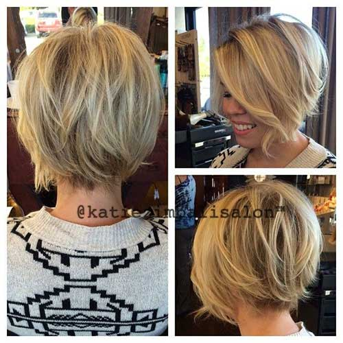 Short Bob Hair Cuts