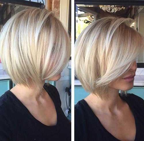Straight Hair Bob