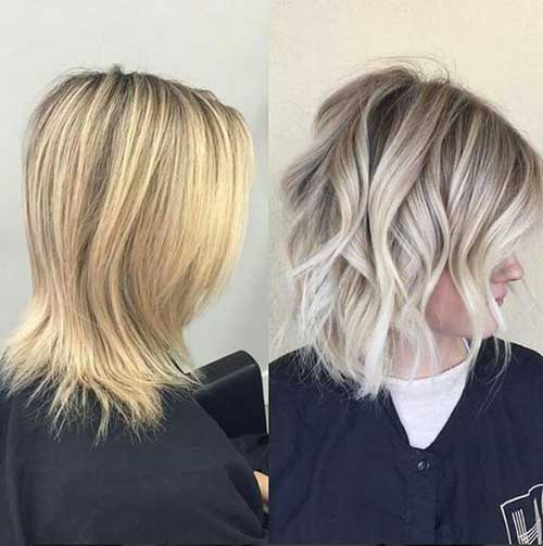 Blonde Bob Hairstyles 2017