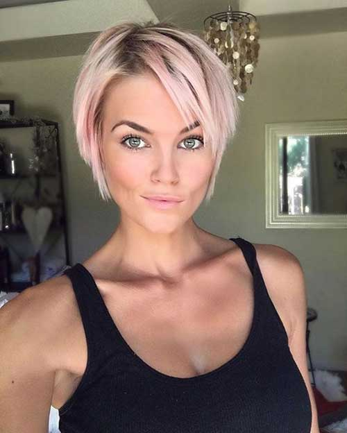 Short Bob Haircuts For A New Well Look Bob Hairstyles