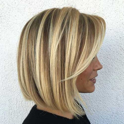 Balayage Bob Haircuts-9