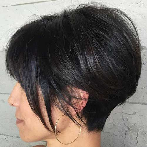 Straight Hair Bob Haircuts-12