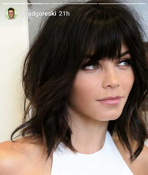 Bob Hairstyles for Thick Hair-12