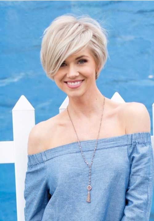 Straight Hair Bob Haircuts-14