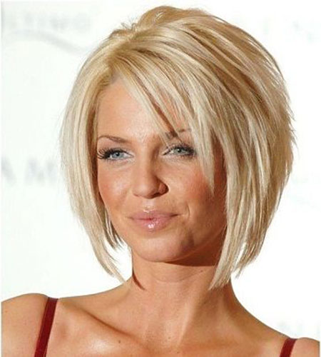 Bob Short Fine Some Low Length Cropped Chin Bobs
