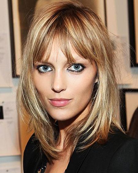 Fine Bangs Taylor Swift Young Very Rubik Model Medium