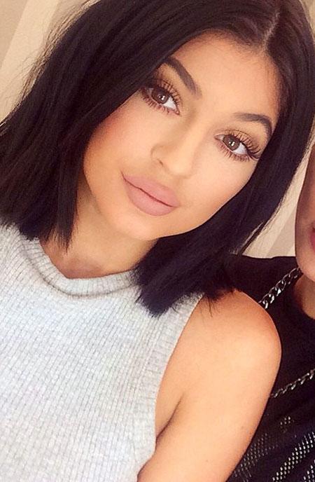 Kylie Jenner Black