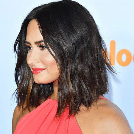 Lovato Kylie Jenner Bob Trend Short Nina Medium Long Lob