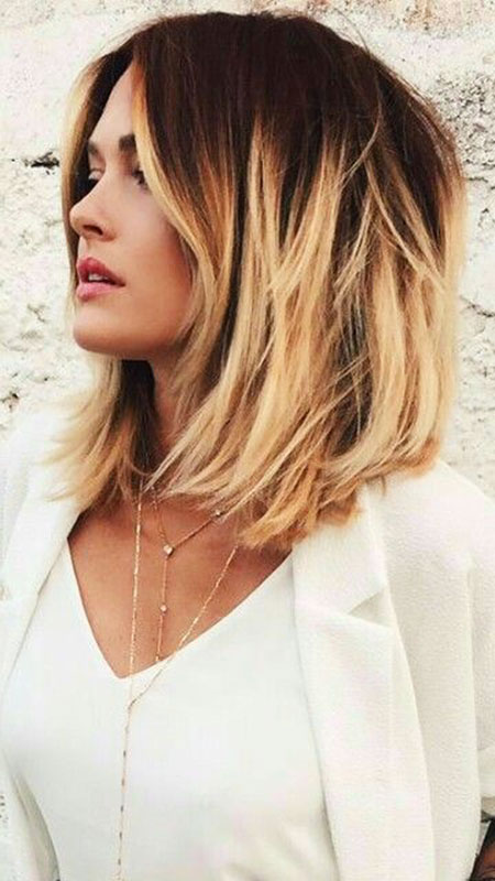 Short Bob Ombre Trends Tran Ramirez Fall Blonde Balayage
