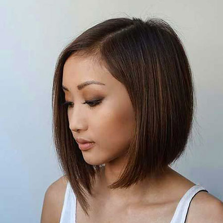 Bob Short Round Faces Women Up Shape Face Bobs