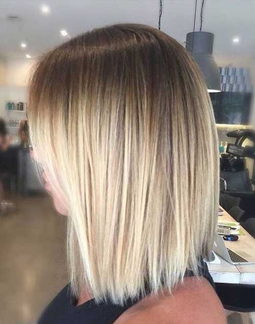 Straight Hair Bob Haircuts-6
