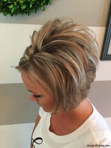 Short Easy Blonde Balayage Updos Pixie Layered Female